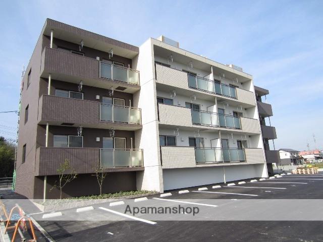 富山県富山市、南富山駅徒歩38分の築2年 3階建の賃貸マンション