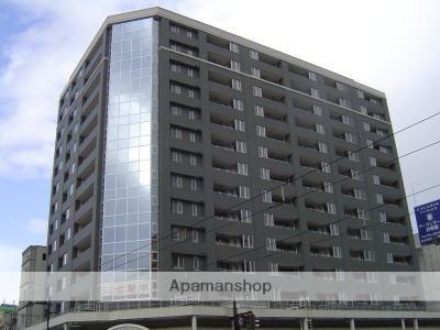 富山県富山市、グランドプラザ前駅徒歩3分の築10年 14階建の賃貸マンション