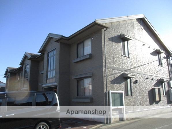富山県富山市、奥田中学校前駅徒歩18分の築15年 2階建の賃貸アパート
