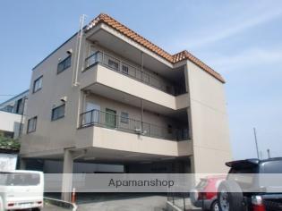 富山県富山市、稲荷町駅徒歩15分の築34年 3階建の賃貸マンション