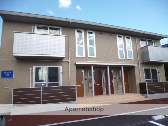 富山県富山市、越中荏原駅徒歩10分の築2年 2階建の賃貸アパート