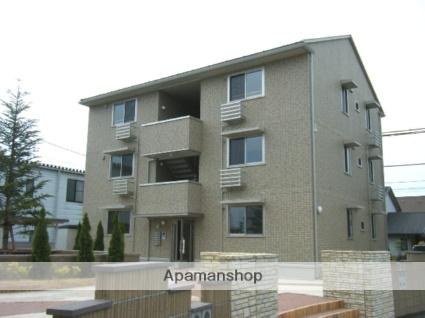 富山県富山市の築7年 3階建の賃貸マンション