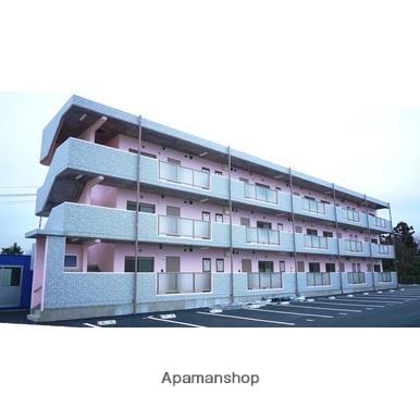 富山県富山市、東八尾駅徒歩45分の築1年 3階建の賃貸マンション