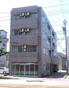 富山県富山市、小泉町駅徒歩1分の築24年 4階建の賃貸マンション
