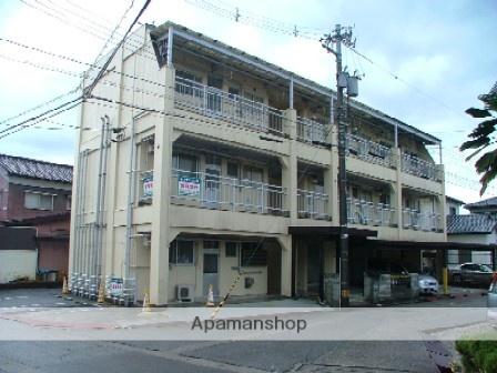 富山県富山市、インテック本社前駅徒歩13分の築39年 3階建の賃貸マンション