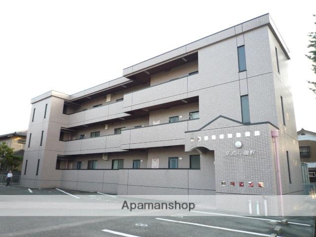 富山県富山市、南富山駅前駅徒歩9分の築21年 3階建の賃貸マンション