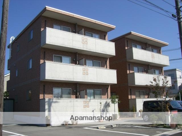 富山県富山市、下奥井駅徒歩8分の築10年 3階建の賃貸マンション