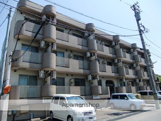 富山県富山市、安野屋駅徒歩10分の築24年 3階建の賃貸マンション