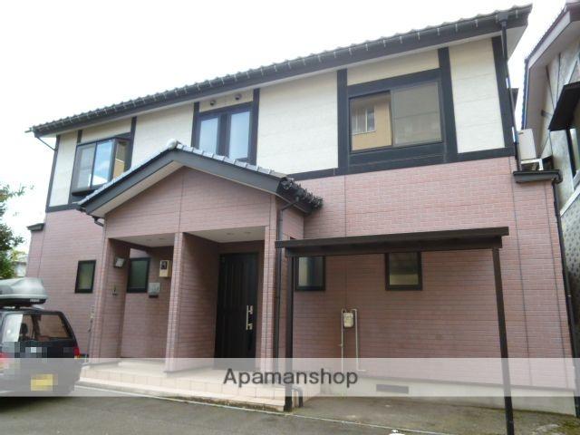 富山県富山市、堀川小泉駅徒歩8分の築16年 2階建の賃貸テラスハウス