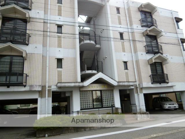 富山県富山市、稲荷町駅徒歩15分の築28年 4階建の賃貸マンション