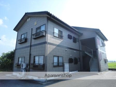 富山県富山市、速星駅徒歩35分の築19年 2階建の賃貸アパート