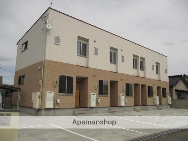 富山県富山市、粟島(大阪屋ショップ前)駅徒歩8分の新築 2階建の賃貸アパート