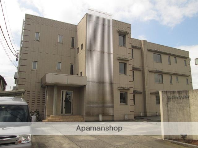富山県富山市、小泉町駅徒歩17分の築12年 3階建の賃貸マンション
