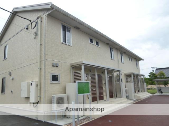 富山県富山市、新庄田中駅徒歩15分の新築 2階建の賃貸アパート