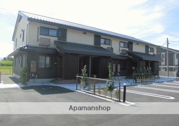 富山県中新川郡舟橋村の新築 2階建の賃貸アパート