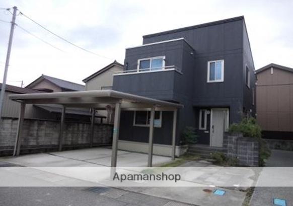 富山県富山市、富山駅北駅徒歩16分の築9年 2階建の賃貸一戸建て