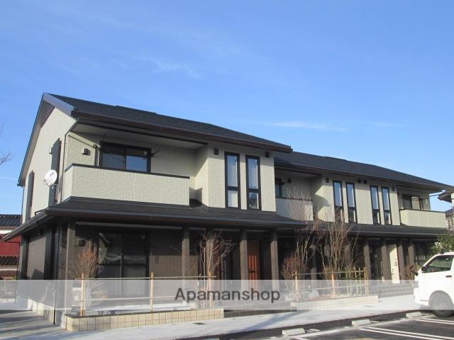 富山県富山市、城川原駅徒歩15分の新築 2階建の賃貸アパート