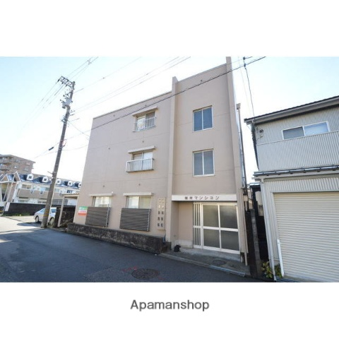 富山県富山市の築38年 3階建の賃貸マンション