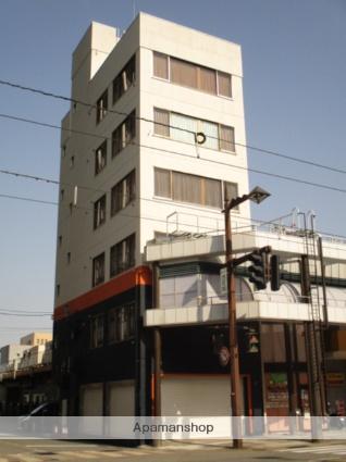 富山県富山市、上本町駅徒歩4分の築37年 6階建の賃貸マンション