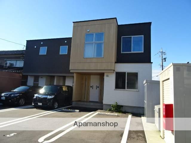 富山県富山市、大泉駅徒歩7分の新築 2階建の賃貸アパート