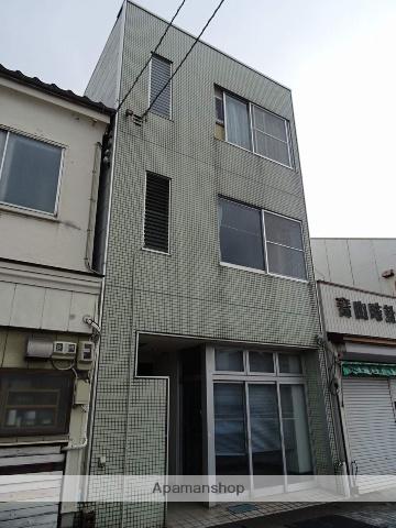 富山県富山市、桜橋駅徒歩9分の築28年 3階建の賃貸マンション