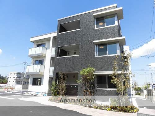 富山県富山市、富山トヨペット本社前駅徒歩8分の新築 3階建の賃貸マンション