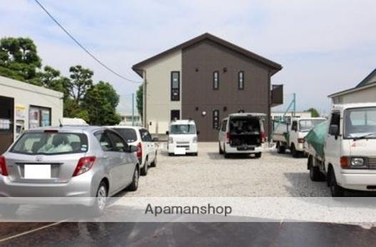 富山県富山市、富山トヨペット本社前駅徒歩20分の新築 2階建の賃貸アパート