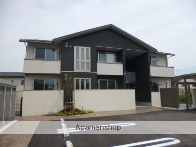 富山県富山市、上堀駅徒歩8分の新築 2階建の賃貸アパート