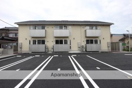 富山県富山市、小泉町駅徒歩14分の新築 2階建の賃貸アパート