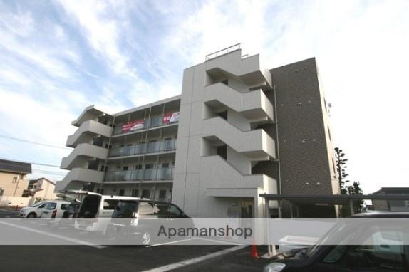 富山県富山市、諏訪川原駅徒歩26分の新築 4階建の賃貸マンション