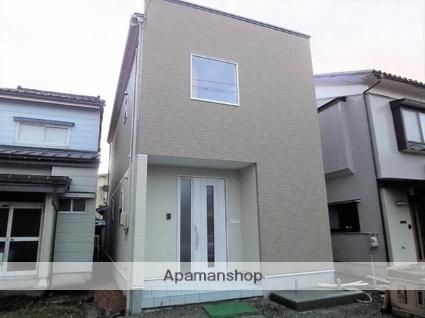 富山県富山市、小泉町駅徒歩6分の新築 2階建の賃貸一戸建て