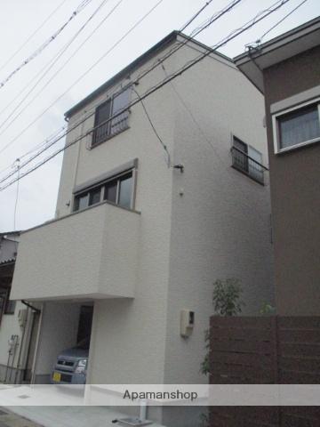 富山県富山市、諏訪川原駅徒歩11分の新築 3階建の賃貸一戸建て