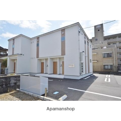 富山県富山市、南富山駅徒歩15分の新築 2階建の賃貸アパート