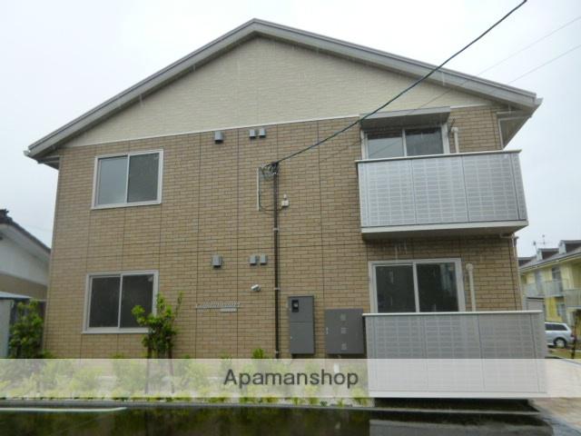富山県富山市、越中荏原駅徒歩8分の新築 2階建の賃貸アパート