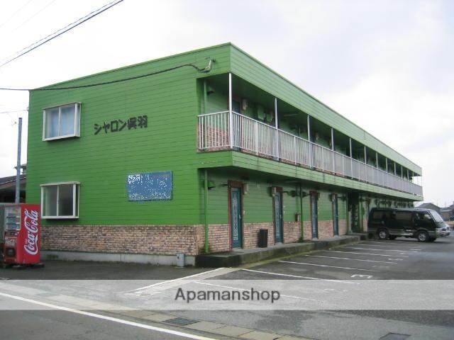 富山県富山市、呉羽駅徒歩7分の築27年 2階建の賃貸マンション