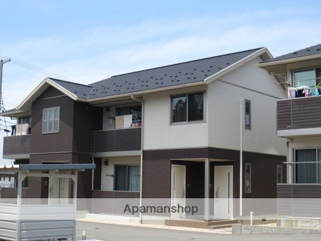 富山県富山市、上堀駅徒歩11分の築6年 2階建の賃貸アパート