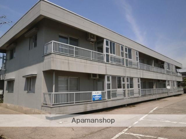富山県富山市、新庄田中駅徒歩21分の築34年 2階建の賃貸マンション