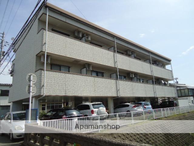 富山県富山市、広貫堂前駅徒歩15分の築15年 3階建の賃貸マンション