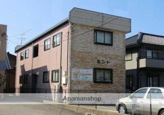 富山県富山市、粟島(大阪屋ショップ前)駅徒歩15分の築17年 2階建の賃貸アパート