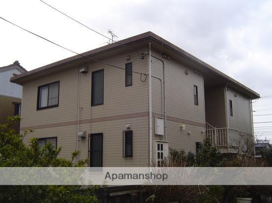 富山県富山市、下奥井駅徒歩11分の築25年 2階建の賃貸アパート