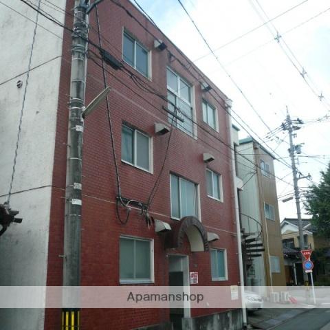 富山県富山市、富山駅徒歩6分の築30年 3階建の賃貸マンション