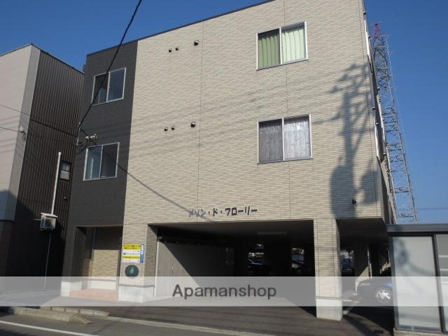 富山県富山市、速星駅徒歩6分の築6年 3階建の賃貸マンション