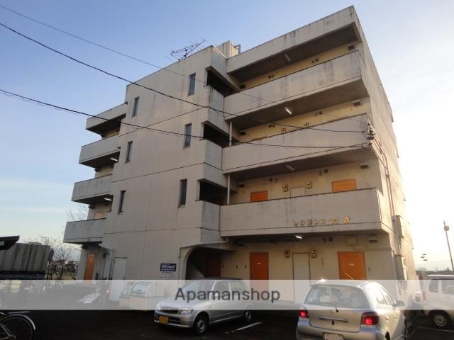 富山県富山市、西富山駅徒歩9分の築25年 4階建の賃貸マンション