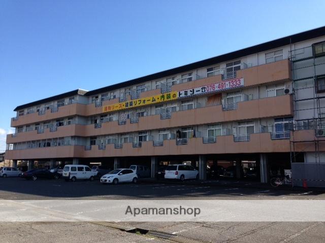 富山県滑川市、西滑川駅徒歩11分の築26年 4階建の賃貸マンション