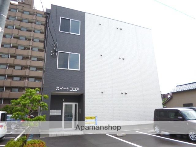 富山県富山市、南富山駅徒歩24分の築4年 3階建の賃貸マンション