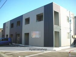 富山県富山市、越中荏原駅徒歩3分の築9年 2階建の賃貸アパート