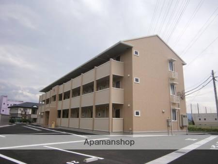 富山県富山市の築5年 3階建の賃貸アパート