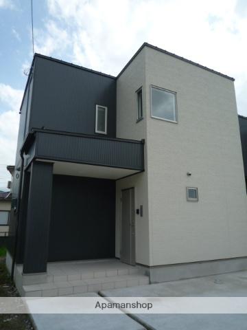 富山県富山市、稲荷町駅徒歩13分の築4年 2階建の賃貸一戸建て