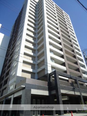 富山県富山市、西町駅徒歩5分の築5年 18階建の賃貸マンション