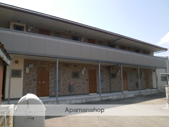 富山県富山市、広貫堂前駅徒歩9分の築11年 2階建の賃貸アパート